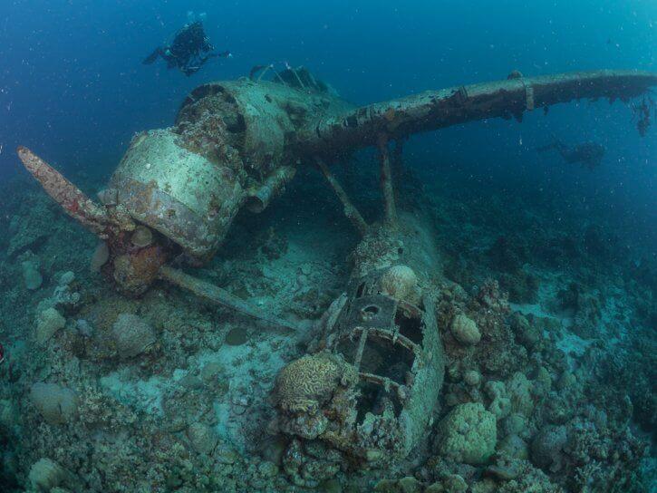 Scuba Travel, Palau, Jake seaplane