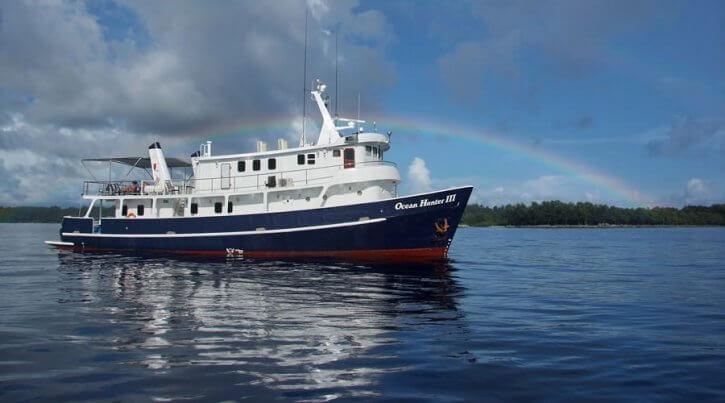 Scuba Travel, Ocean Hunter 3, Palau