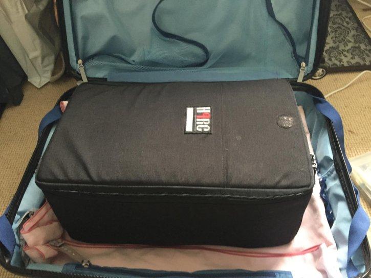 Scuba Travel, Packing, Photo kit