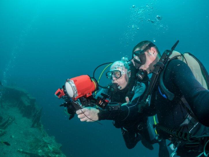 Scuba Travel, Mario Vitalini, Photo workshops, Tornado Marine Fleet, Fishinfocus