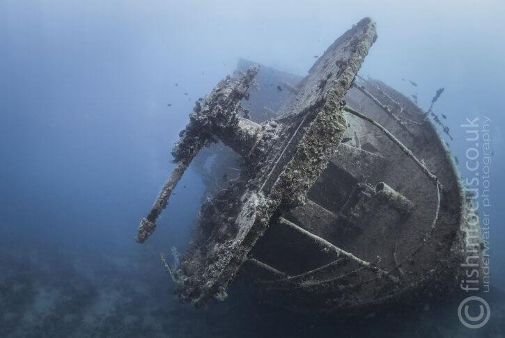 fishinfocus, Scuba Travel, Mario Vitalini, Thistlegorm
