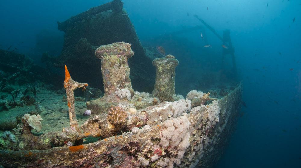 Scuba Travel, Thistlegorm, Red Sea, Egypt, wreck