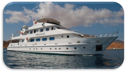 Scuba Travel, Mistral, Red Sea,Blesma