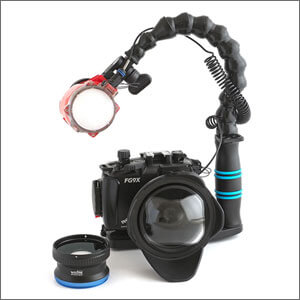 Camera package recommendations, Canon G9XII package