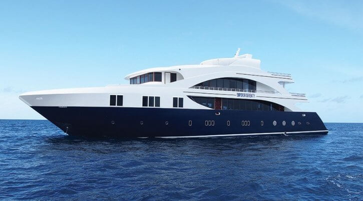 Scuba Travel, Emperor Serenity, Maldives, liveaboard