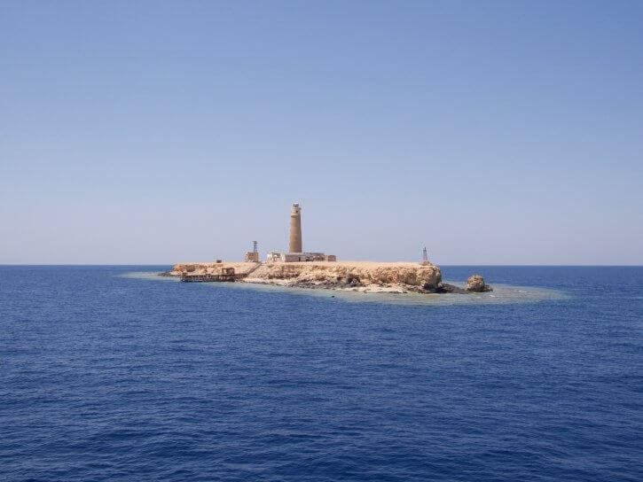 Big brother island Red Sea