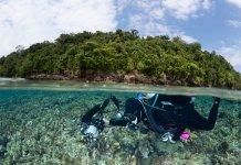 Nabucco island Resort, ScubaTravel, PhotFINish, scuba diving holiday