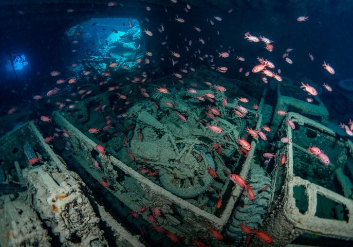 Scuba Travel, wreck, Thistlegorm, Winter Warmer