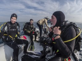 Scuba Travel, Egypt, Winter Warmer