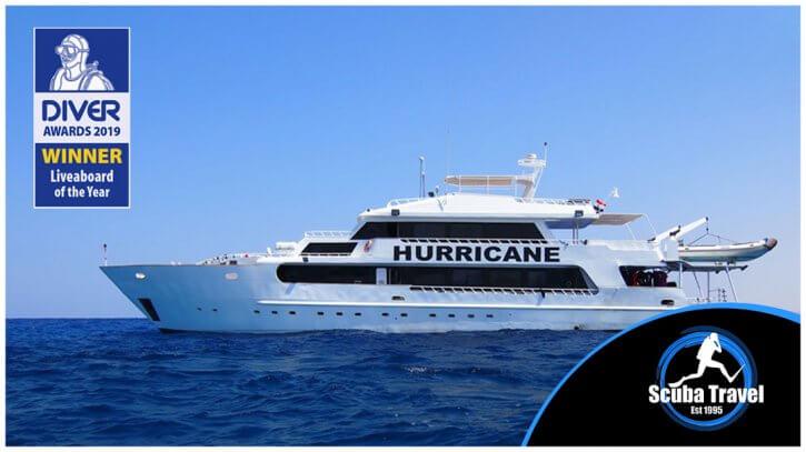 Scuba Travel, Egypt, Red Sea, Hurricane, Liveaboard, Southern Red Sea