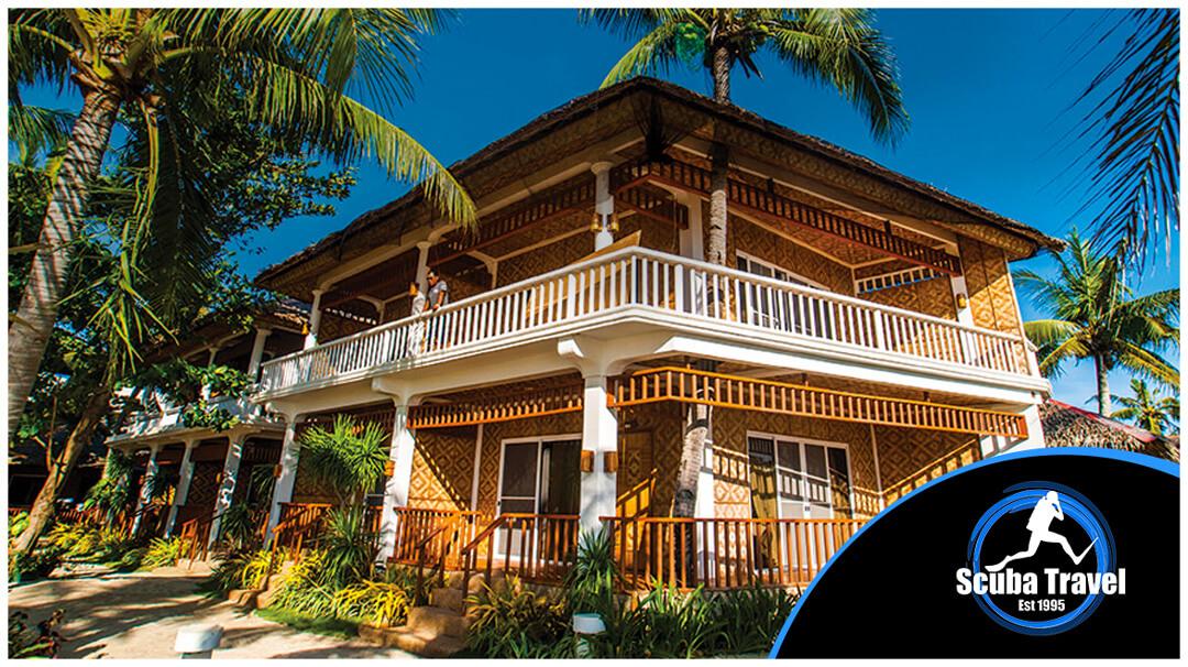 Scuba Travel, Philippines, Exotic Resort, Resort, Malapascua