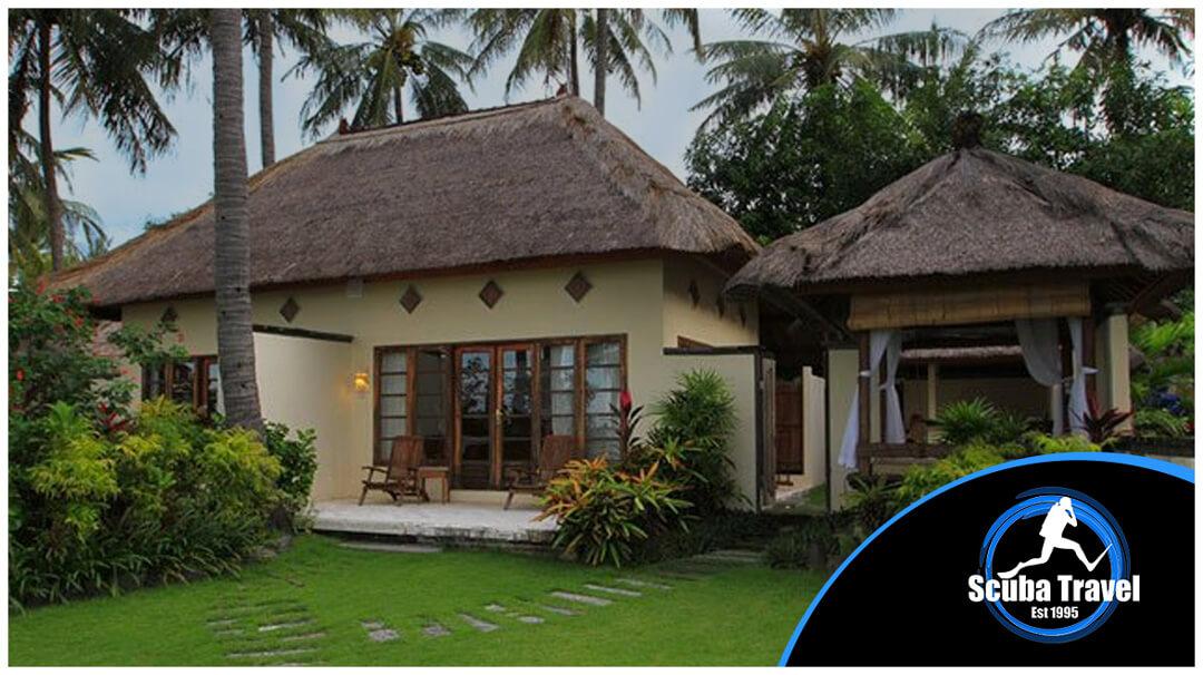 Scuba Travel, Bali, Scuba Seraya, Resort,