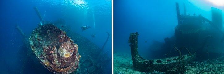 Scuba Travel, Giannis D, Abu Nuhas, Red Sea