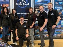 Scuba Travel, Team, GoDiving show