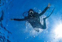 Scuba Travel, diver, Red Sea