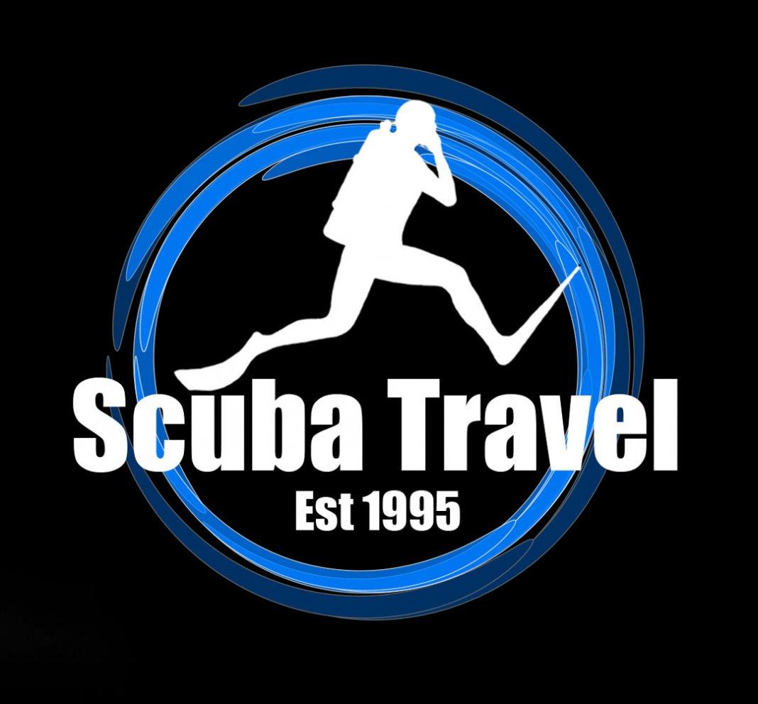 Scuba Travel Logo