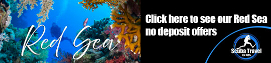 Scuba Travel, Red Sea, Liveaboard, diving holiday, no deposit