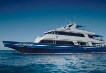 Scuba Travel. Liveaboard, diving holiday, Galapagos Sky