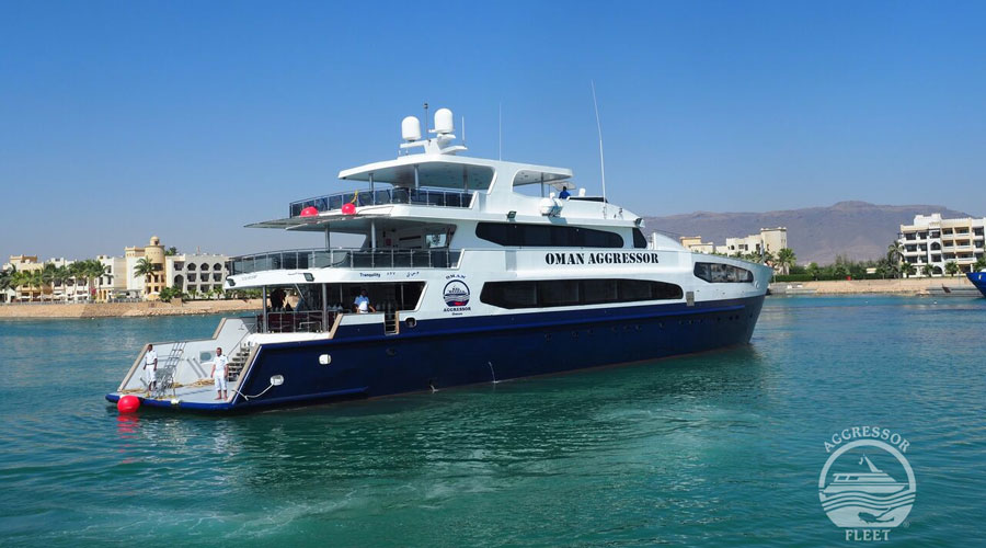Oman Aggressor | Oman Diving Liveaboard | Scuba Travel