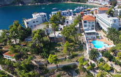 Alonissos Triton Dive Centre and Paradise Hotel