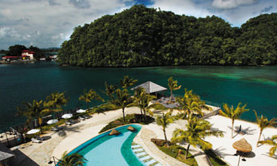 Palau Royal Resort & Fish n Fins