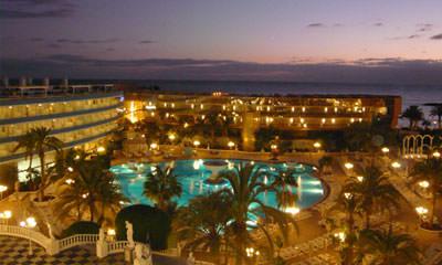 Mediterranean Palace & Aqua Marina