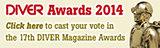Vote Diver Award Icon