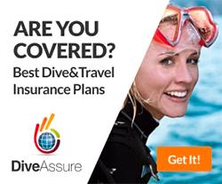 Dive Assure Travel Insurance